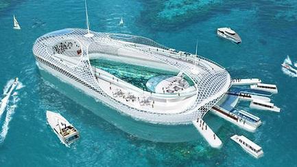 Hydropolis Underwater Hotel Dubai In 2015