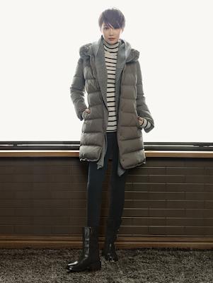 Go Joon Hee Chatelaine Fall Winter 2015
