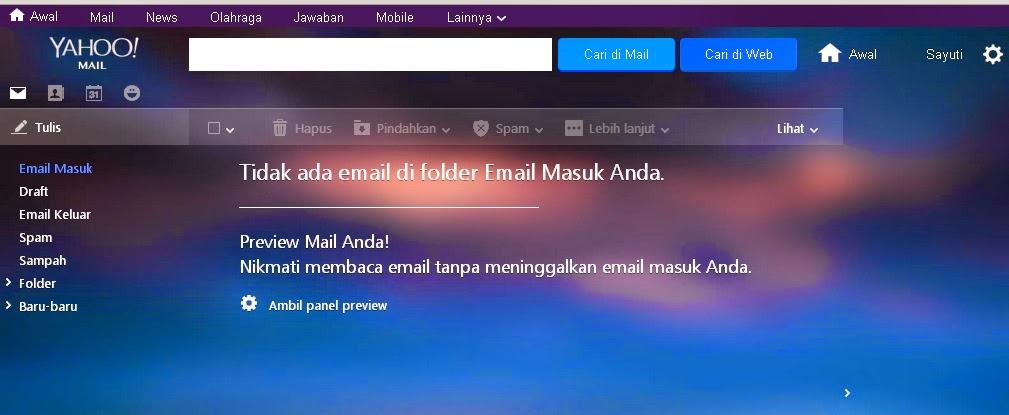Email jadi