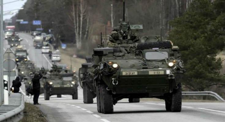 Επίθεση Σταϊνμάιερ σε ΝΑΤΟ: Κίνδυνος πολέμου στην Ευρώπη