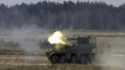 Fuerzas ucranianas atacan las posiciones de independentistas en este de Ucrania.
