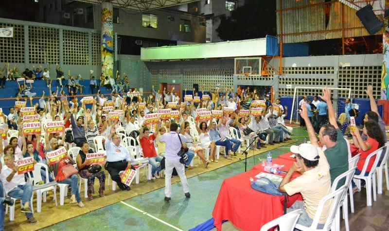 Terça feira inicia com duas paralisações: Policia Civil mobilizada pela terceira vez este ano e Bancários em mais uma negociação anual