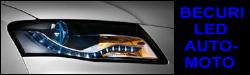BECURI LED AUTO-MOTO