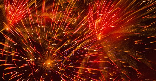 How to photograph fireworks with a Fuji X camera