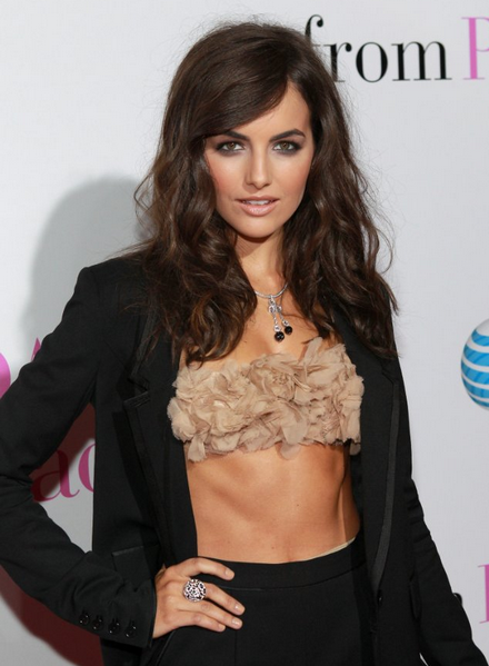 abe s words camilla belle   abe s words beauty of the month may 2011