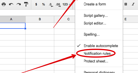 Two Important Google Sheets Tips for Teachers