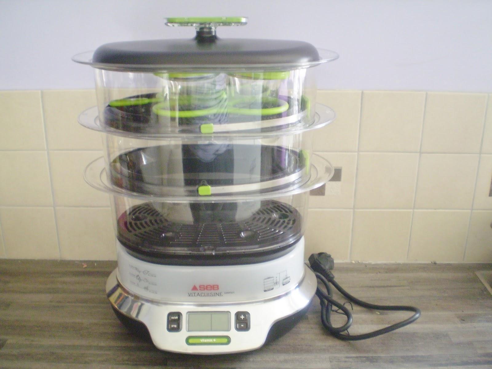 Les fourneaux de philo vitacuisine seb - Recette cuit vapeur seb ...