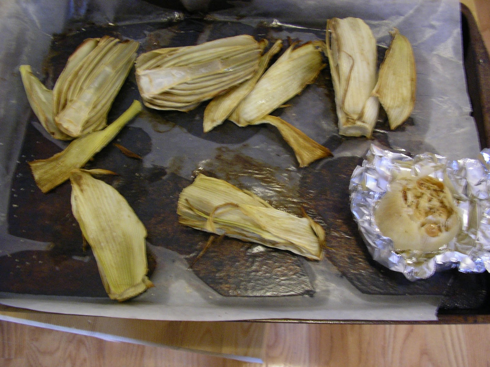 This Vegan Life: Roasted Fennel, Garlic, and White Bean Dip~Ginger ...