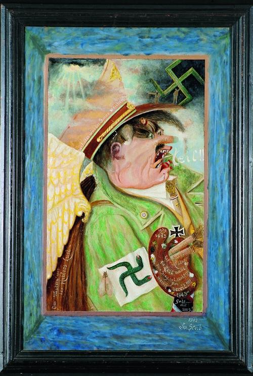 Notre bvc l 39 art en guerre 4 novembre 2012 for Joan miro interieur hollandais