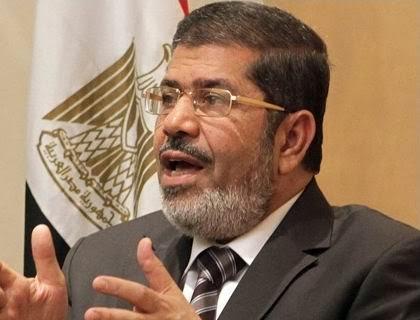 Moursi tolak akui pengadilan Mesir