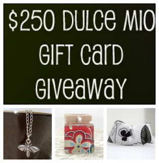 Dulce Mio Giveaway Hop Collage