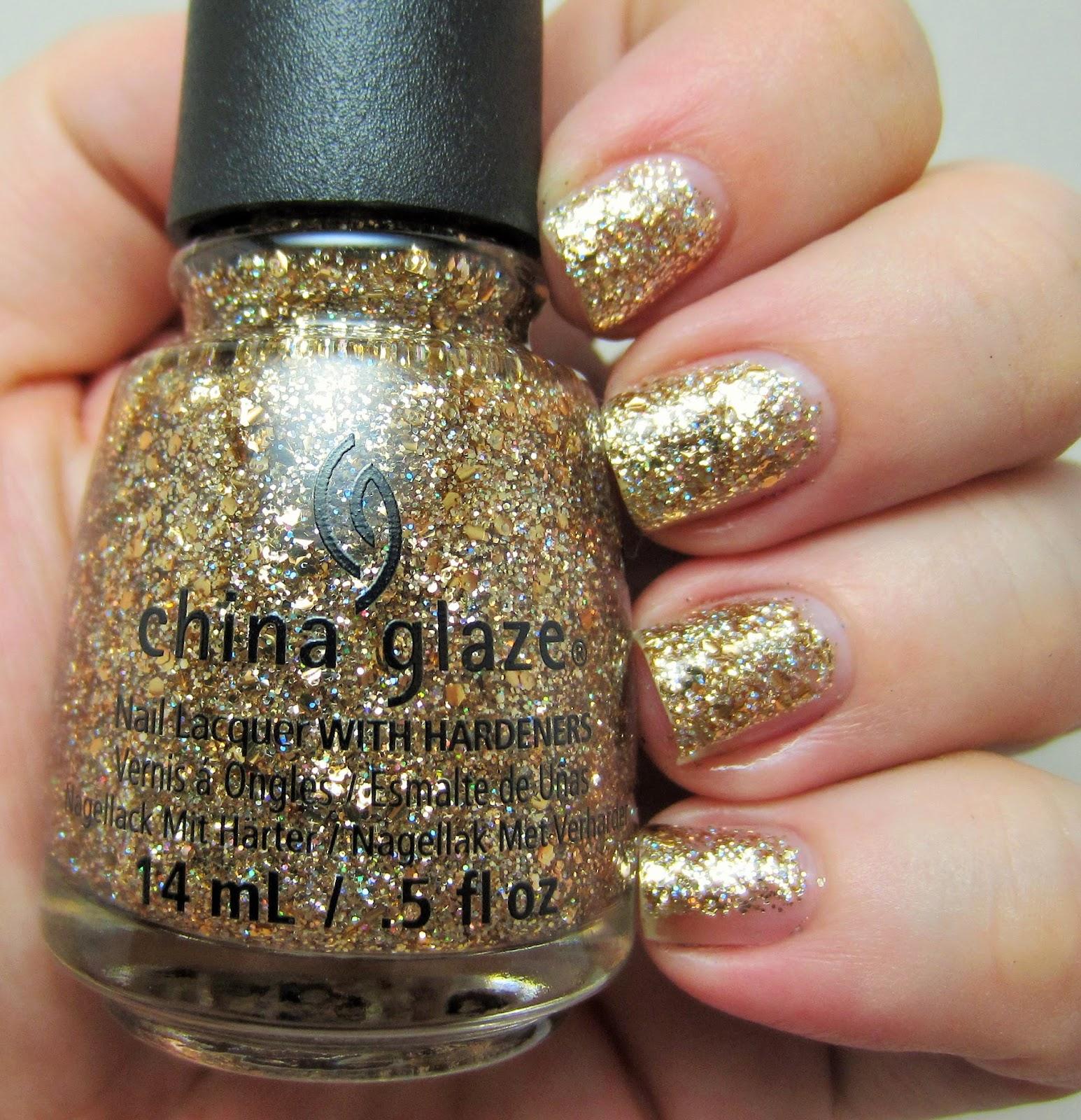 Glitter, core line