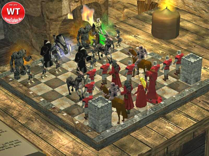 Chess 3D PC v4.22 Full İndir