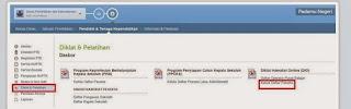 login admin dinas persetujuan Peserta DIO