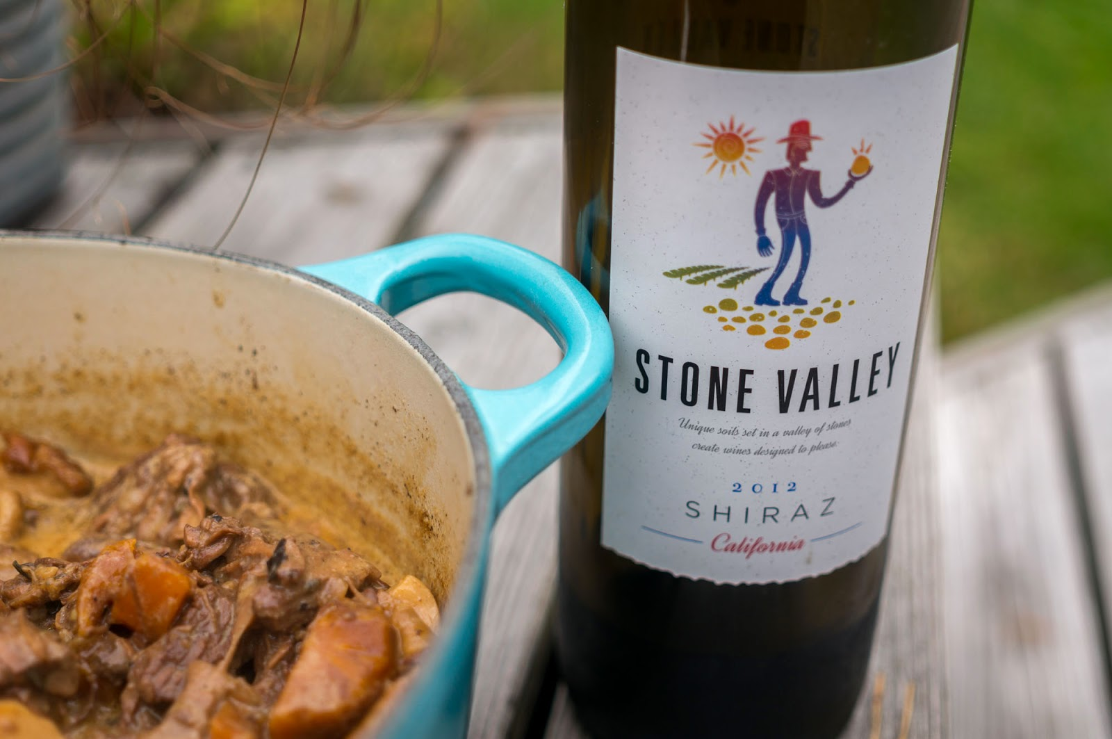 stone valley shiraz