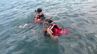 Pantai Pulau Abang Batam | Tempat Wisata di Batam