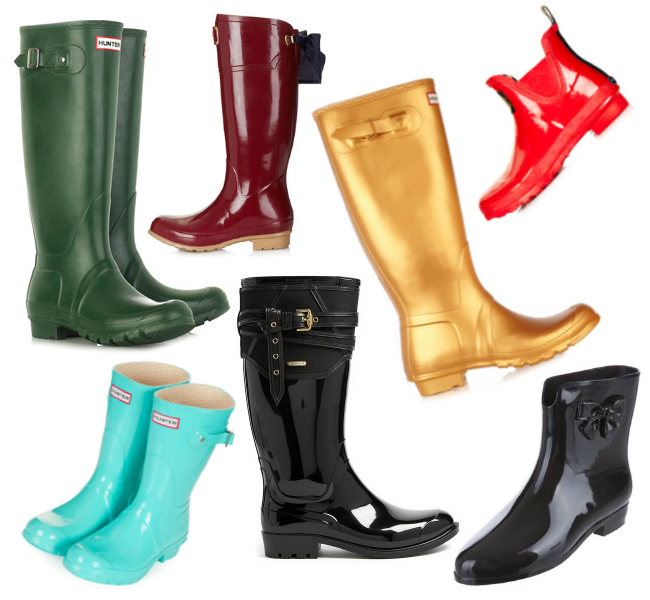 the kirby bee currently crushing gumboots wellingtons hunter burberry