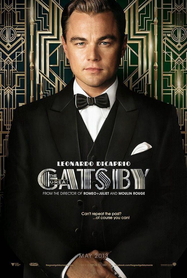 The Great Gatsby Wallpapers staring Leonardo DiCaprio ... The Great Gatsby 2013 Poster