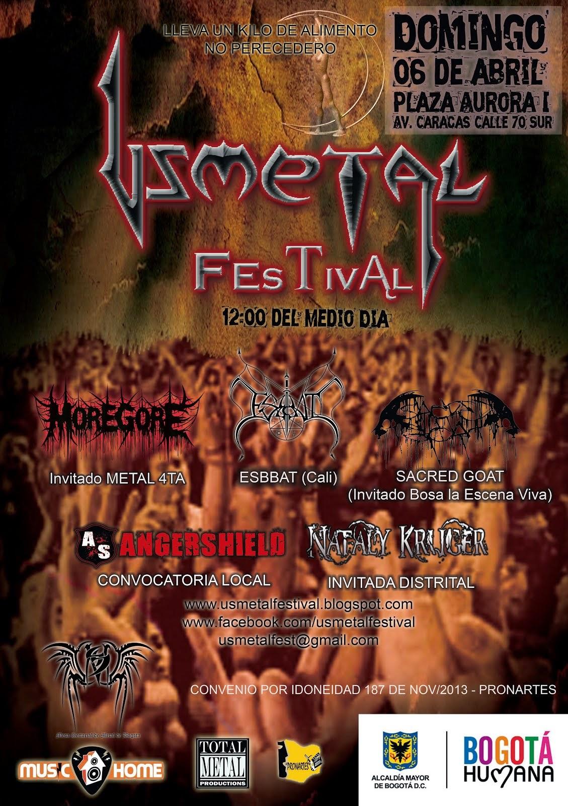 Usmetal Festival 2014