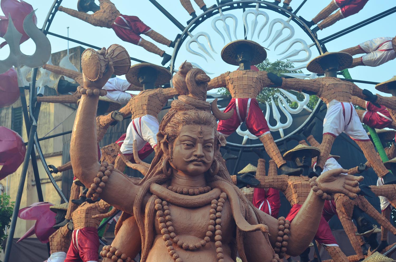 Bosepukur Durga Puja