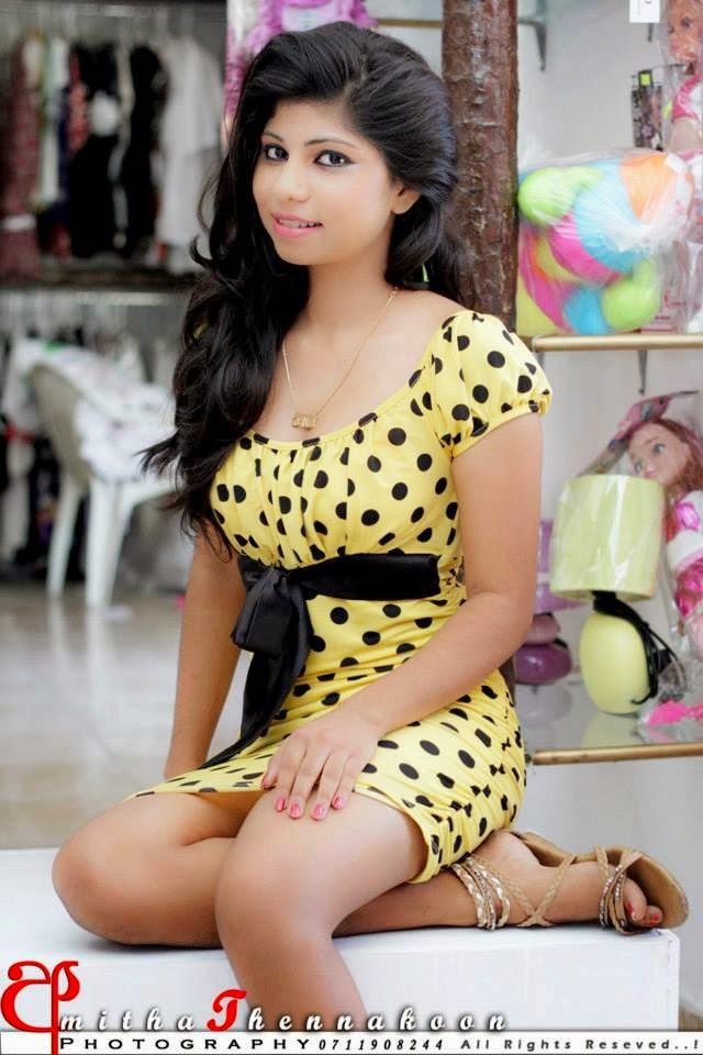 Sajini yellow short dress