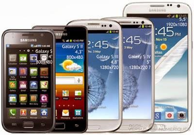 Kelebihan Samsung Galaxy