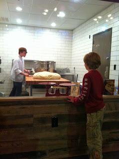 Logan Guleff at Aldo's Pizza MasterChef Junior Memphis Season 2