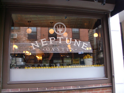 Neptune Oyster, Boston, Mass.