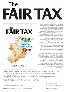 Get 'The Fair Tax' book.