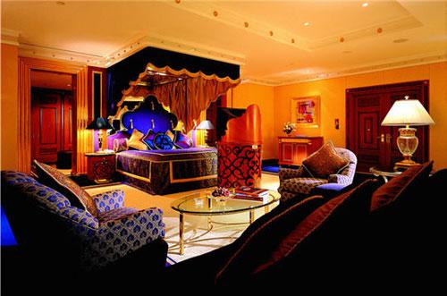 L 39 h tel burj al arab janvier 2012 for Chambre marilou design vip