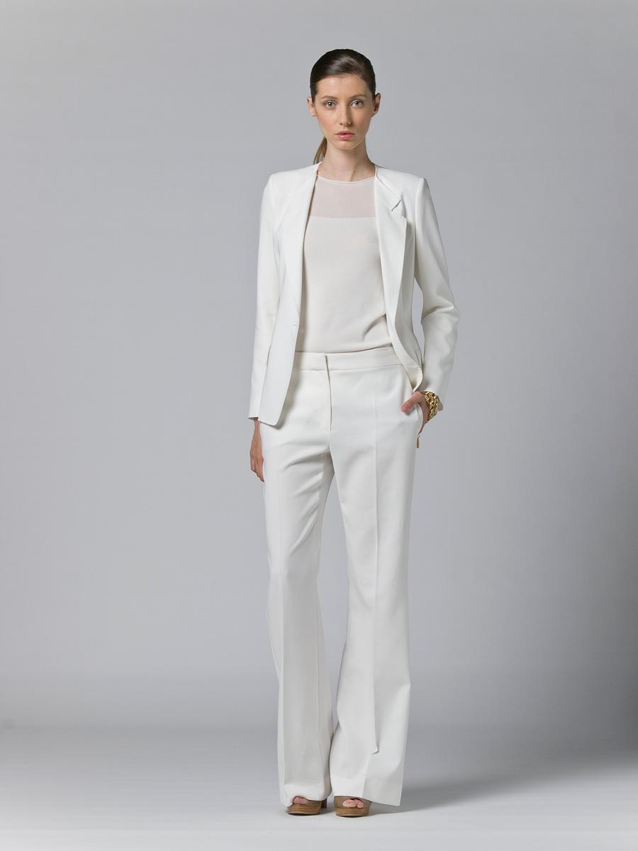 женские классические белые костюмы с доставкой
