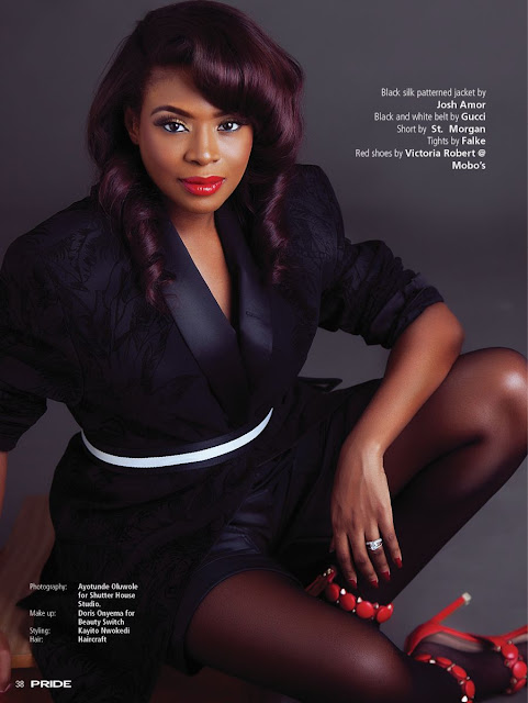 Nigerian Magazine Covers October 2015