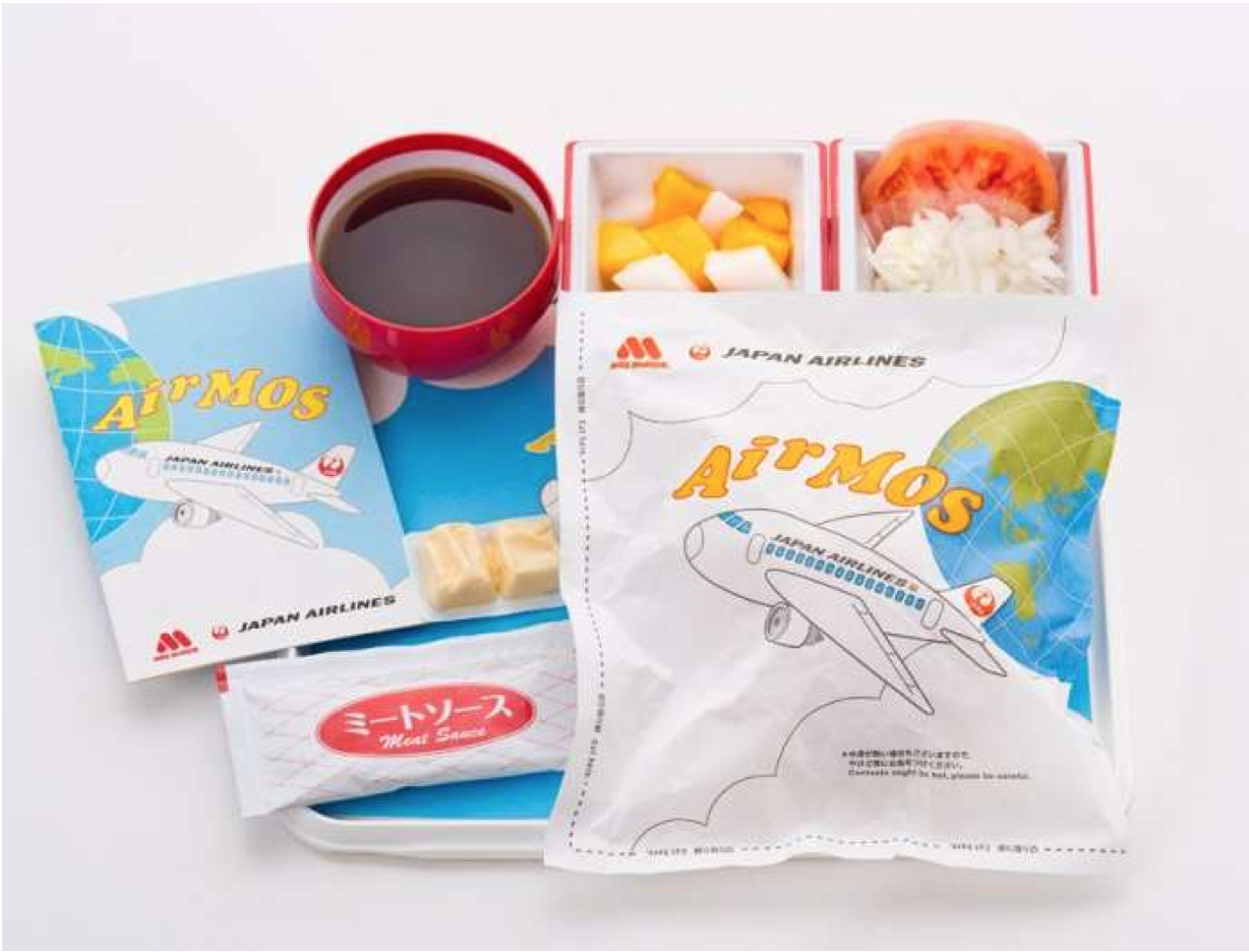AIR MOS BURGER★JAL SPECIAL