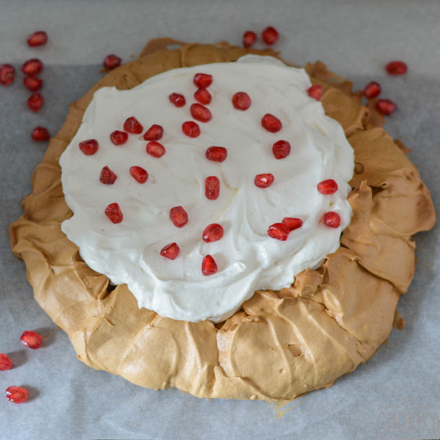 Brown Sugar Pavlova