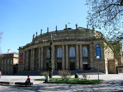 teatrul din stuttgart