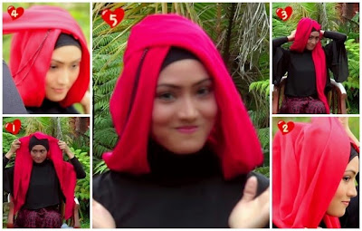 Hijab Paris Tutorial