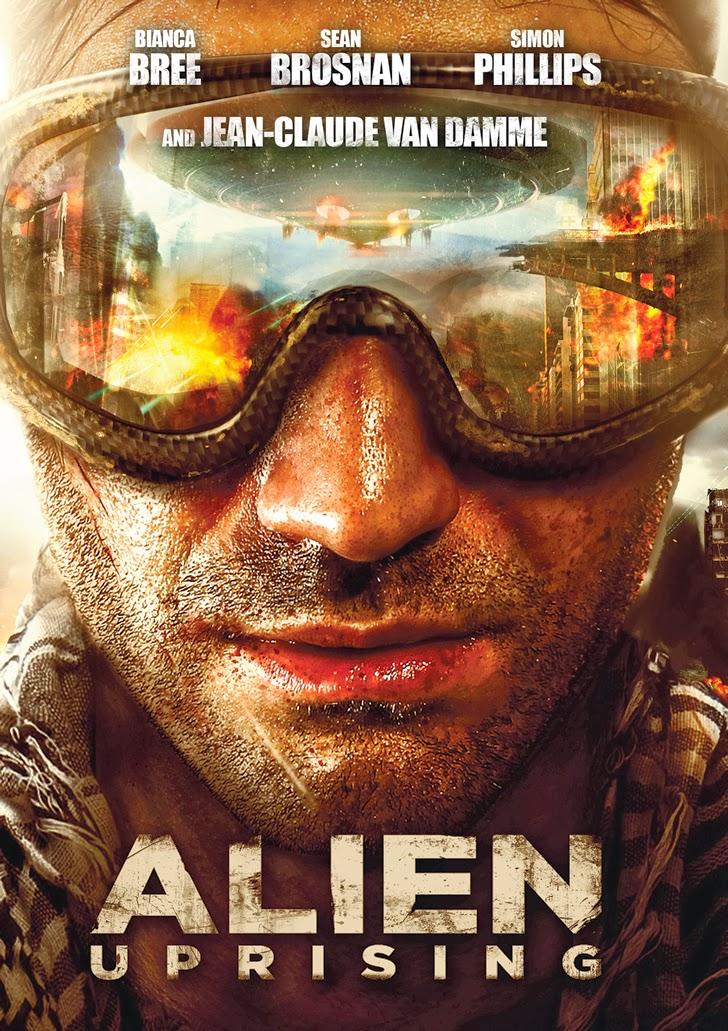 Alien Uprising – Legendado