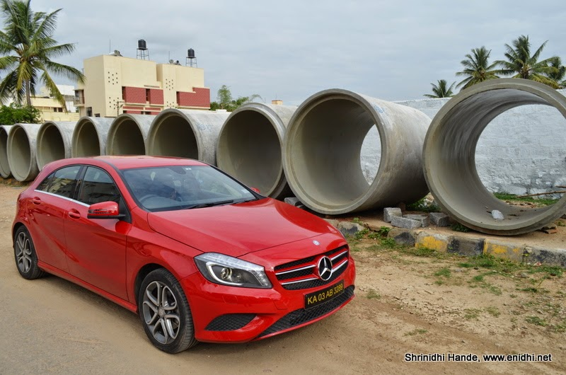 Review Mercedes Benz GLA Class CDI Diesel ENidhi India - Audi zoom car