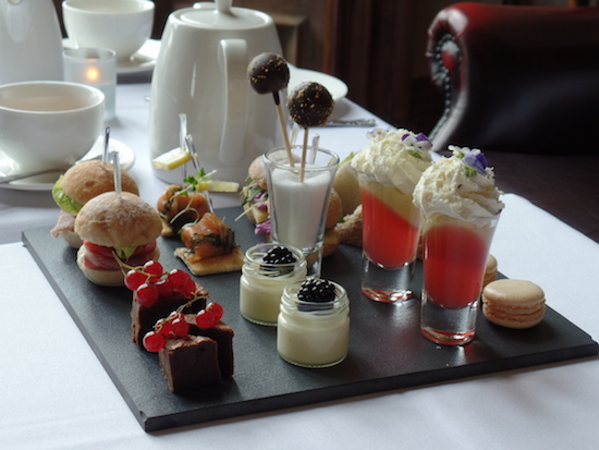 Stoke Rochford Hall Afternoon Tea Review