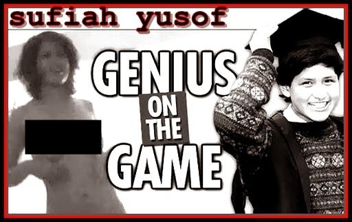 Liputan media Britain terhadap Sufiah Yusof