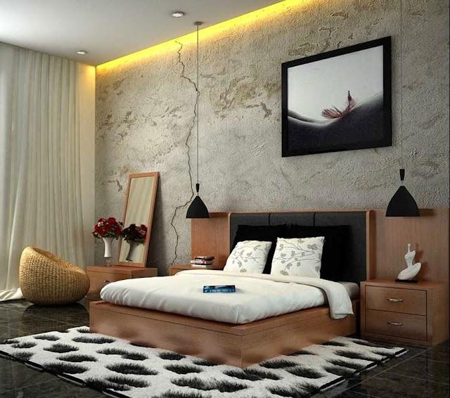 desain tempat tidur sederhana