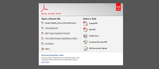 Convert PDF dengan Mudah Menggunakan Adobe Acrobat