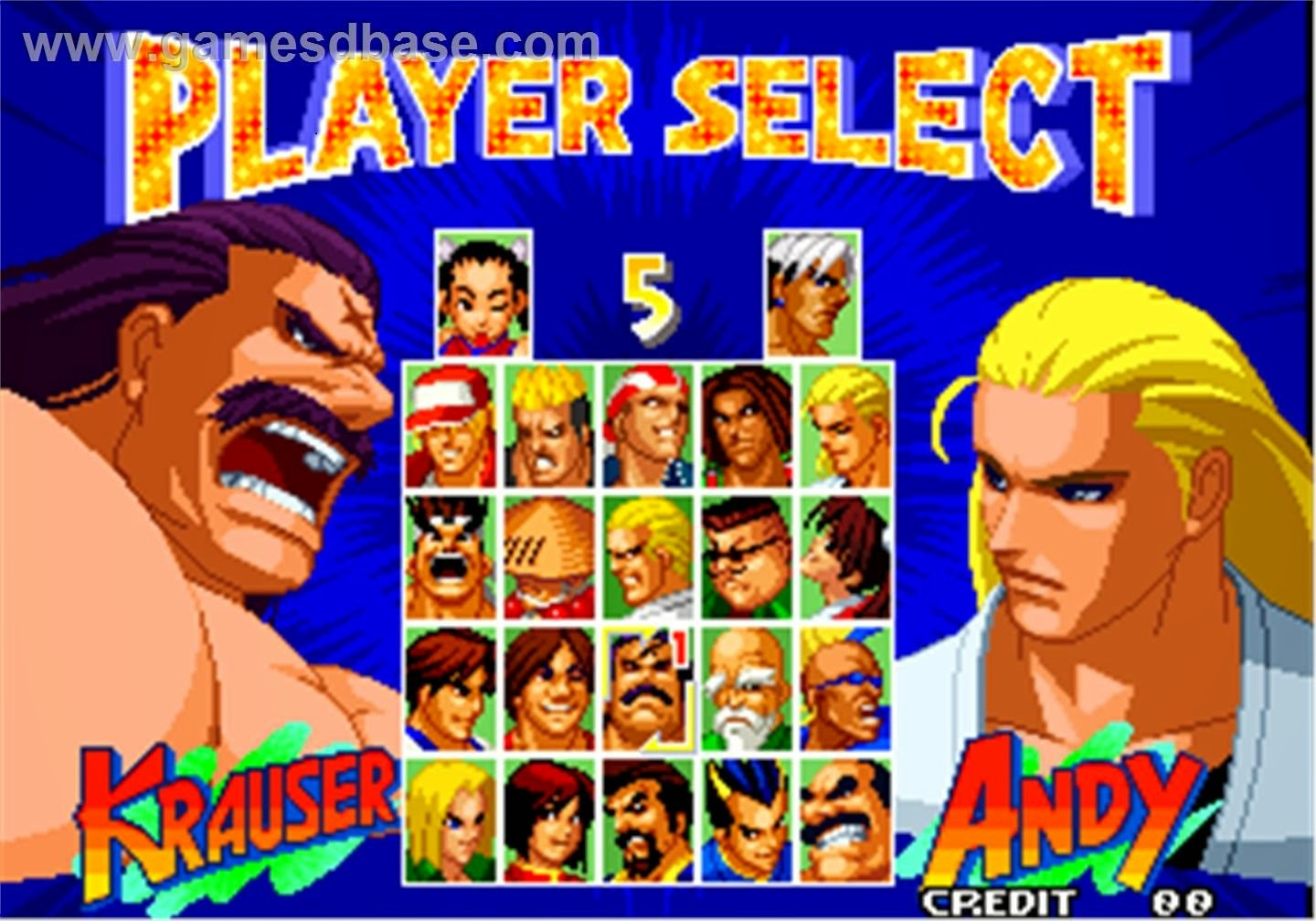 Fatal Fury 2 Game For PC