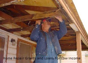 Free Home Repair Grants and Loans For Low Income