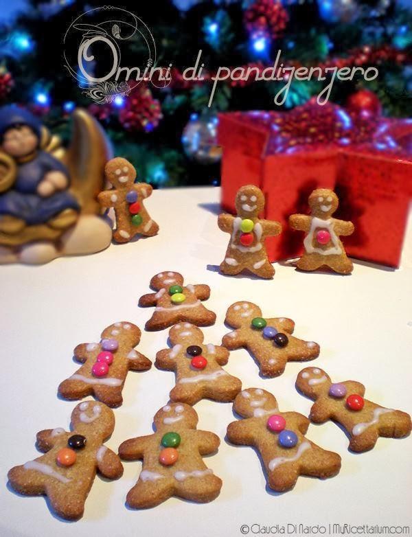omini di pandizenzero - gingerbread
