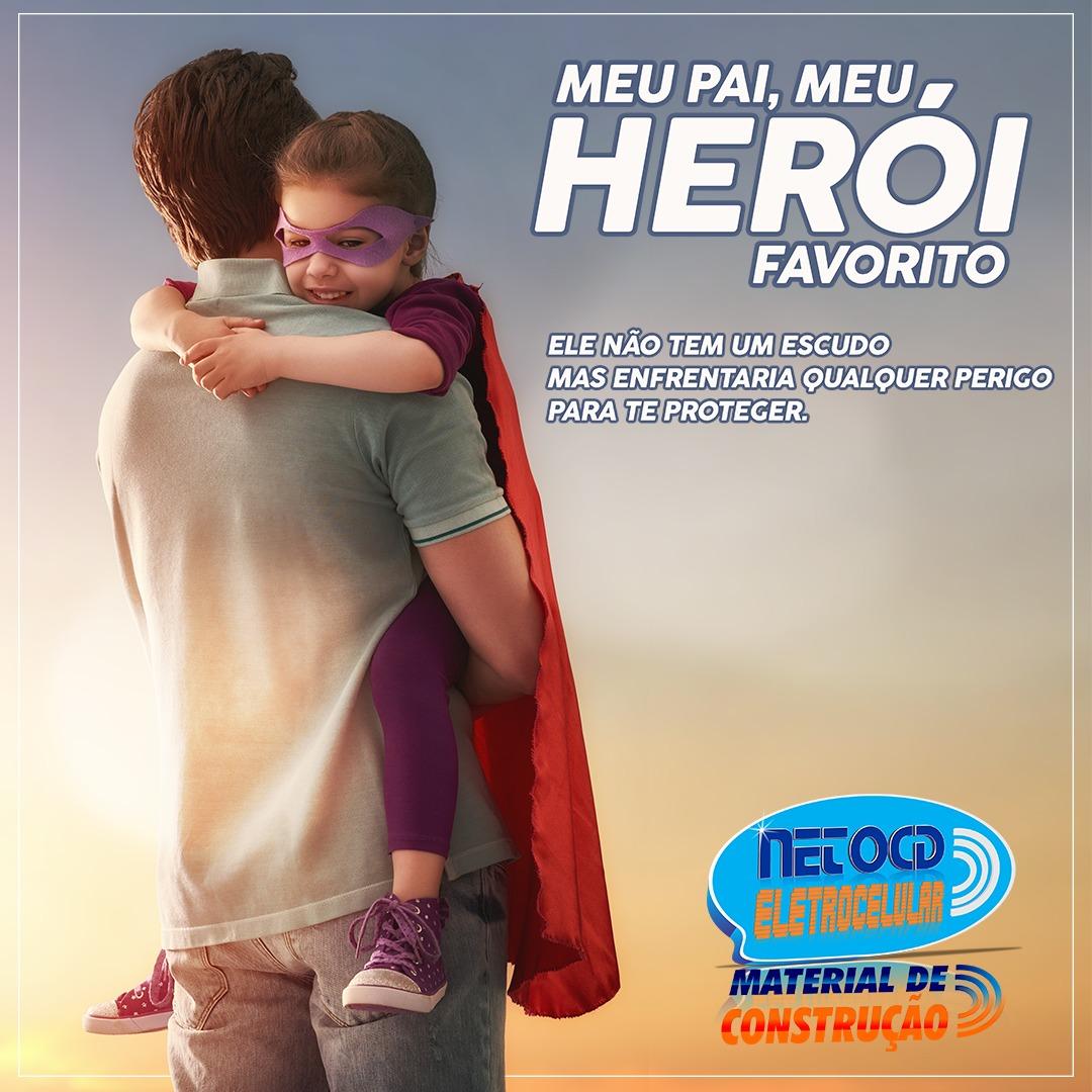 Meu pai, meu Herói!