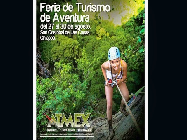 3 Feria Internacional de Turismo de Aventura 2014