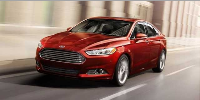 2017 Ford Fusion Review, Design and Rumor