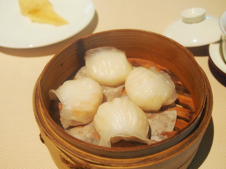 singapore ritz carlton dumplings