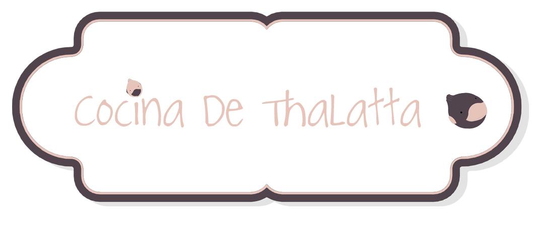 Cocina de Thalatta